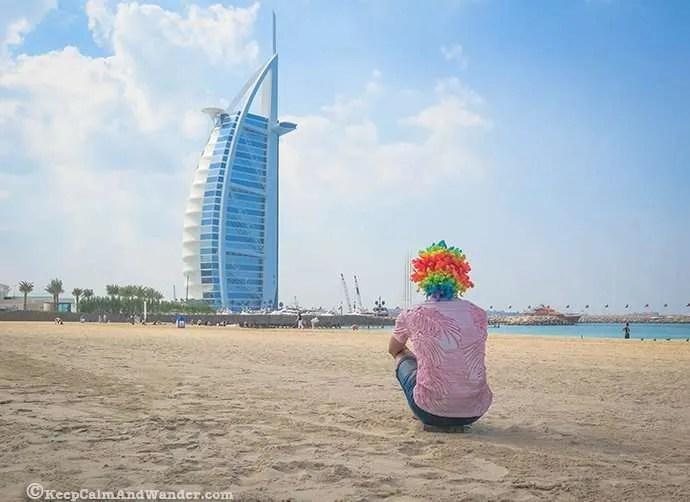 Burj Al-Arab Dubai.