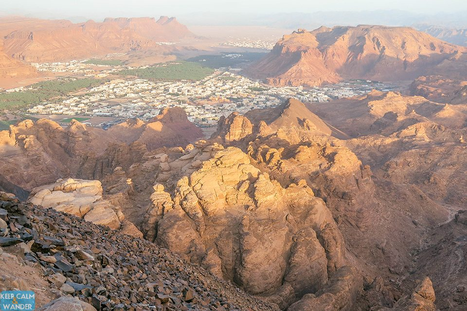 Is Al Ula the Grand Canyon of Saudi Arabia?