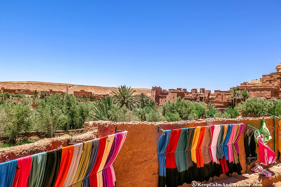 Ait Ben Haddou - Morocco's Most Famous Movie Location.