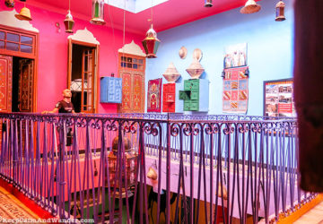 Rainbow Hostel Marrakech - A Hostel of Dazzling Colours (Marrakech, Morocco)