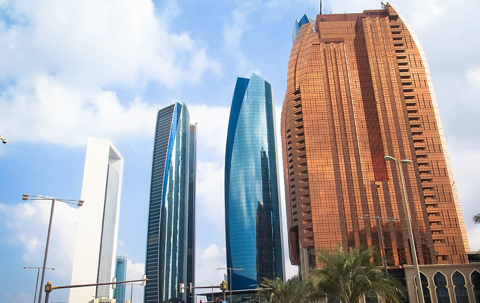 Do You Know What I Did last Summer? I visited Abu Dhabi, UAE!