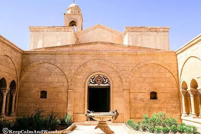 The Atlas Film Studio Museum in Ouarzazate, Morocco.