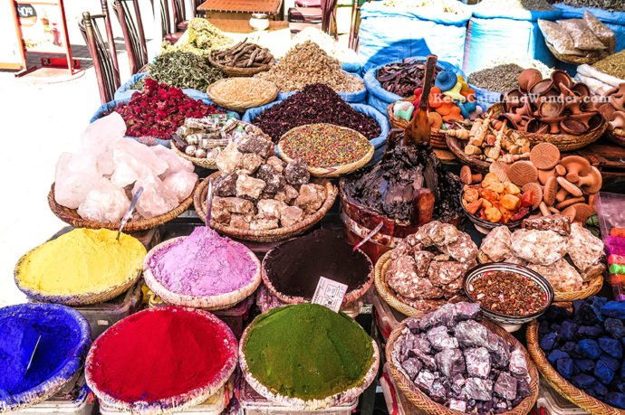 Marrakech Medina is an Assault to the Senses (Morocco).