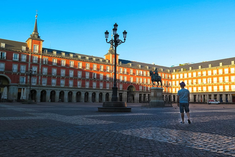 Do You Know What I Did last Summer? I visited / lived in Spain for 5 weeks!