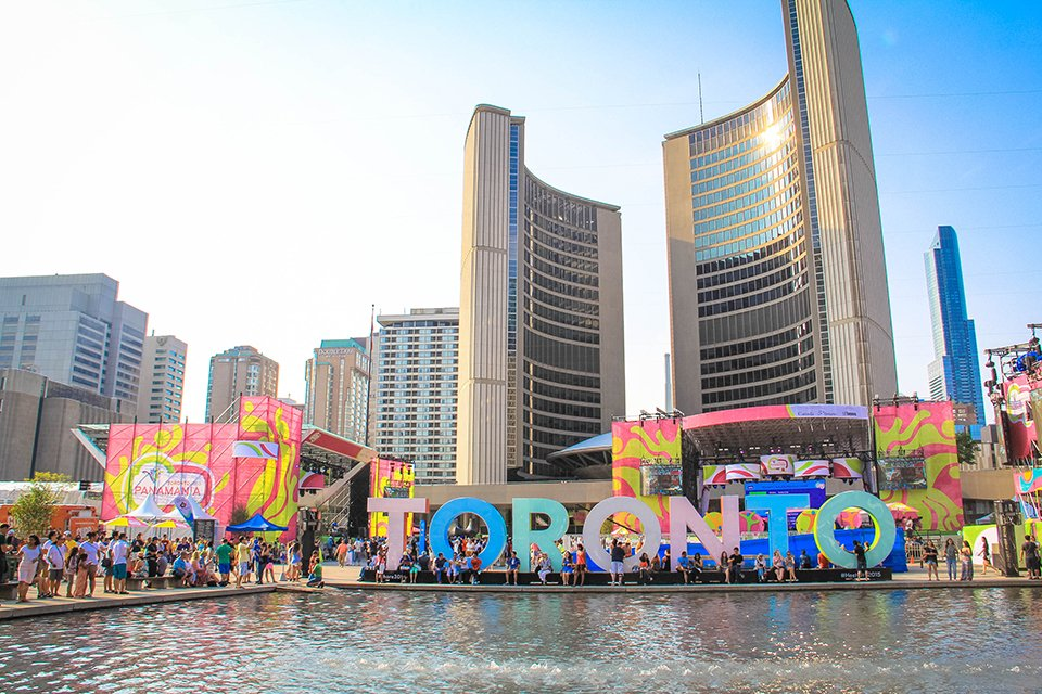 Do You Know What I Did last Summer? I visited Toronto, Canada!