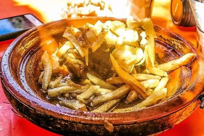 Tagine - Moroccan cuisine