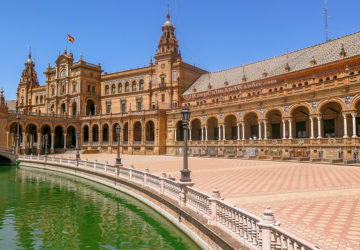 Plaza de España is a Timeless Square in Sevilla.