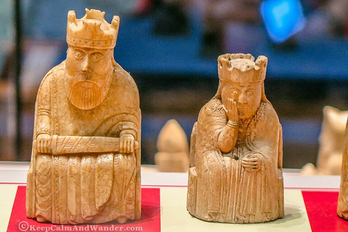 10 Things to See at the British Museum - Lewis Chessmen (London).