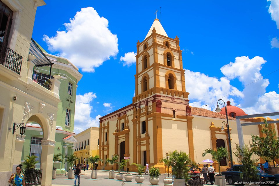 Churches in Camaguey Things to do in Camaguey