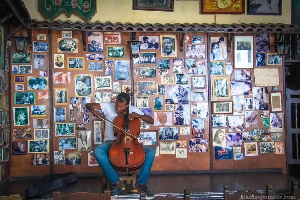 Casa de la Trova in Santiago de Cuba.