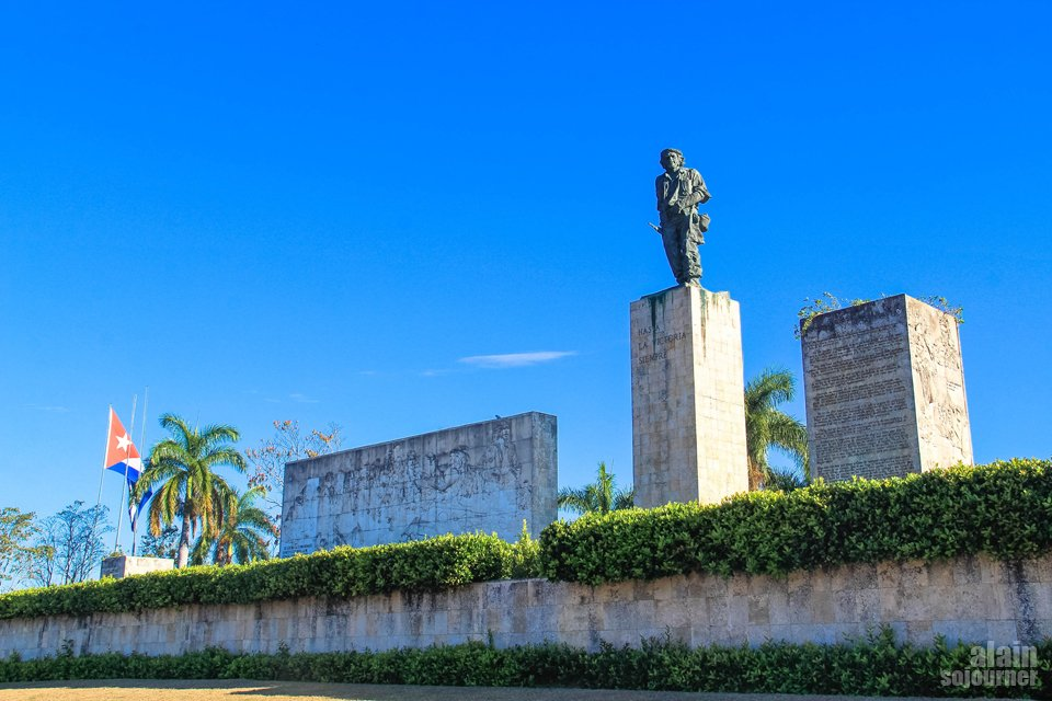 Things to do in Cuba: Visit Che in Santa Clara.