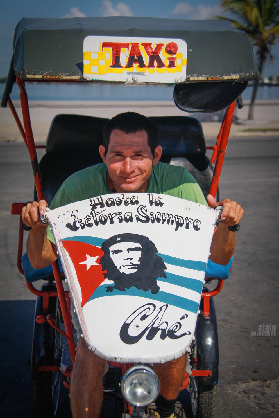 Things to do in Cuba: Try taking a taxi like this.