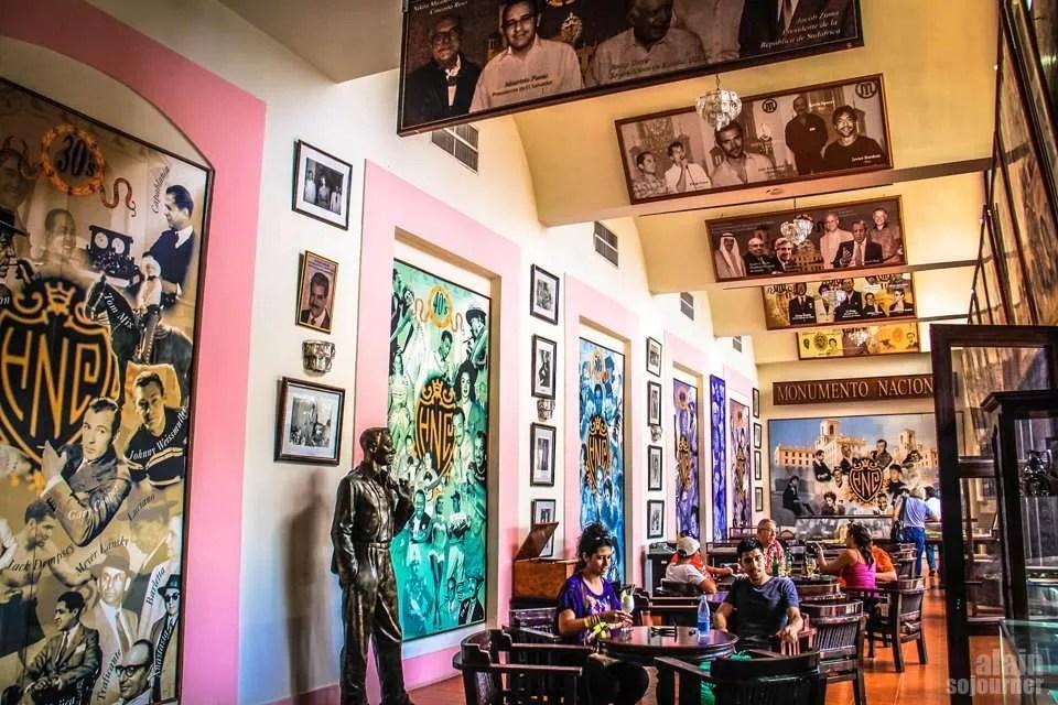 Go inside Hotel Nacional in Havana.