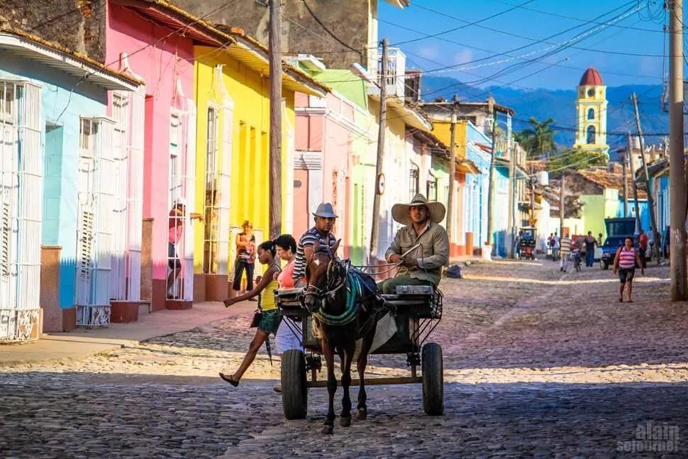 Trinidad - A Time Travel Cuba