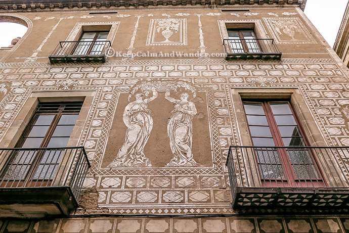 Step back in Time at Barrio Gotic (Barcelona, Spain)