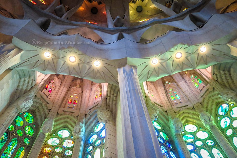 Here are 10 Interesting Facts I Learned About Sagrada Familia (Barcelona, Spain).
