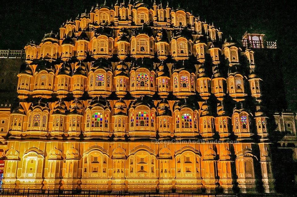 Image result for Hawa Mahal