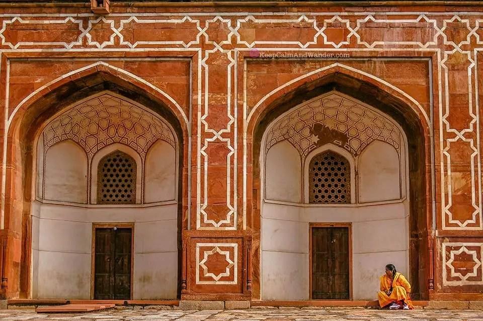 Before Taj Mahal, There Was Humayun Tomb (New Delhi, India).