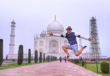10 Days in India Taj Mahal Agra