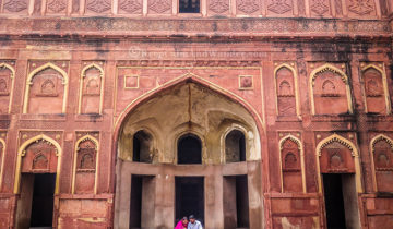 Interesting Facts About Agra Fort (India).