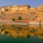 Amer Fort – A Palace Perched on a Hill in Jaipur