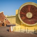 Jantar Mantar in Jaipur – Where You'll Find the Largest Stone Sundial in the World