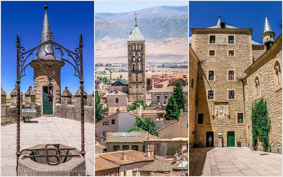 Segovia Castle - A Fairytale Castle Before Disney (Spain).