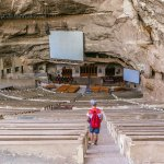 This Cave Church in Cairo Can Sit 20,000 People And Was Built by the Garbage Collectors