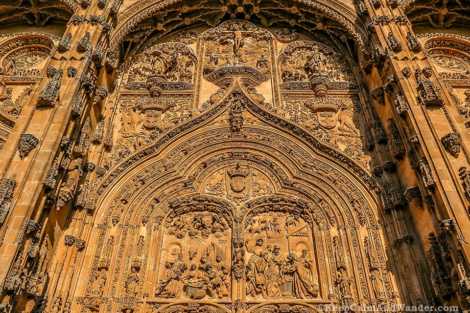 20 Photos - Inside the Amazing Salamanca Cathedral (Spain).