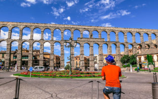 The Aqueduct of Segovia - Ancient Rome's Legacy in Spain