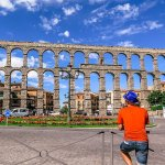 The Aqueduct of Segovia – Ancient Rome's Legacy in Spain