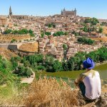 The Panoramic View of Toledo from Mirador del Valle is Something You'd Never Forget