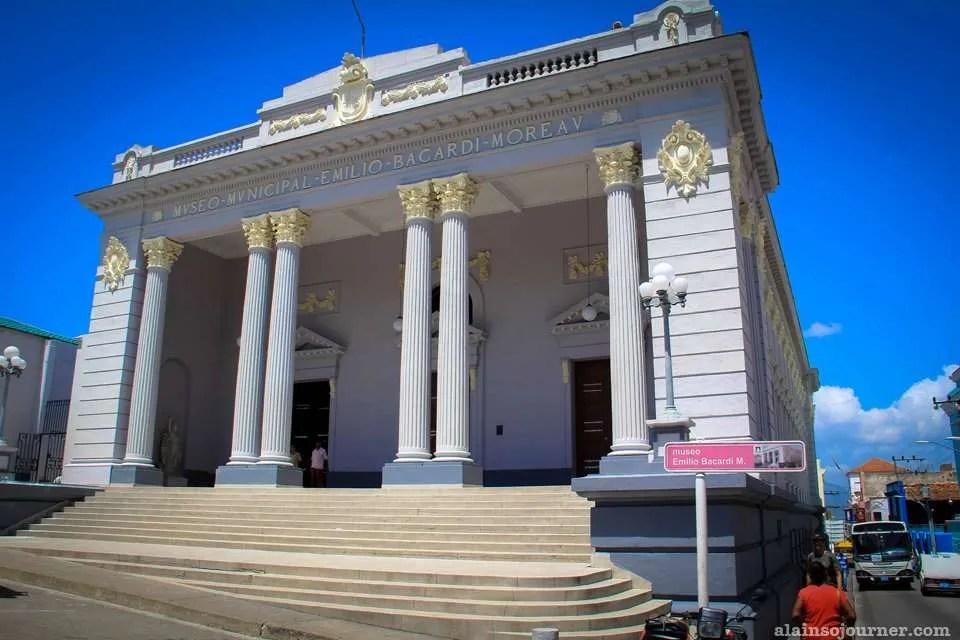 Emilio Bacardi Museum Santiago de Cuba