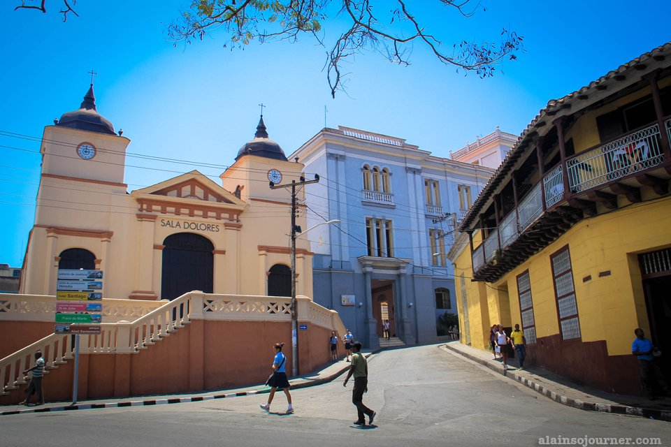 Plaza de Dolores Santiago de Cuba