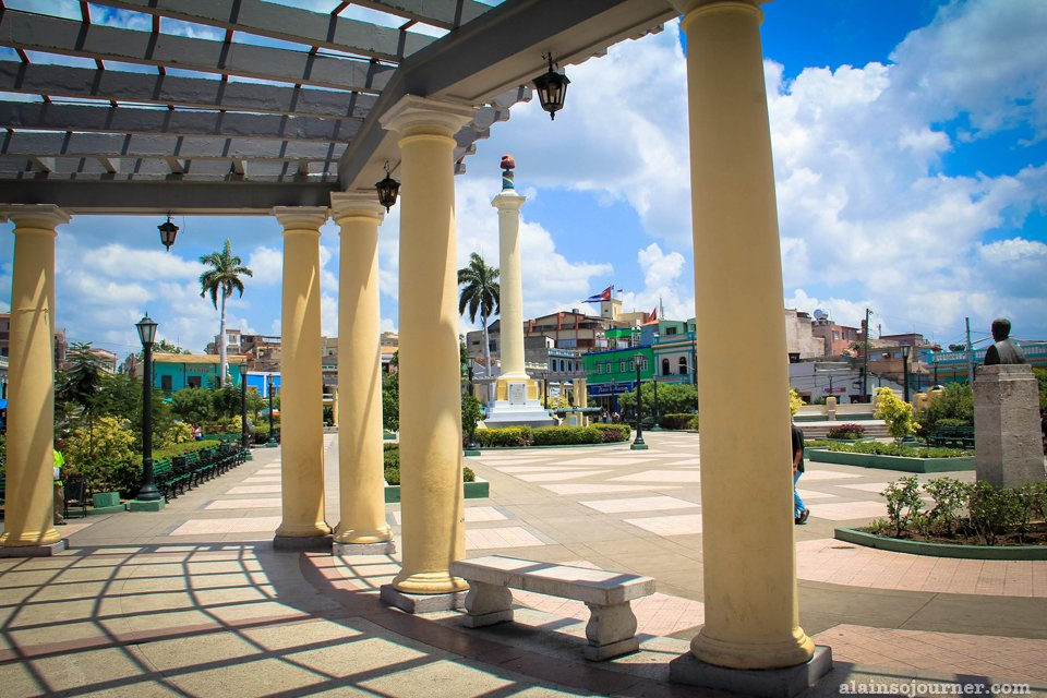 Plaza de Marte Santiago de Cuba 1