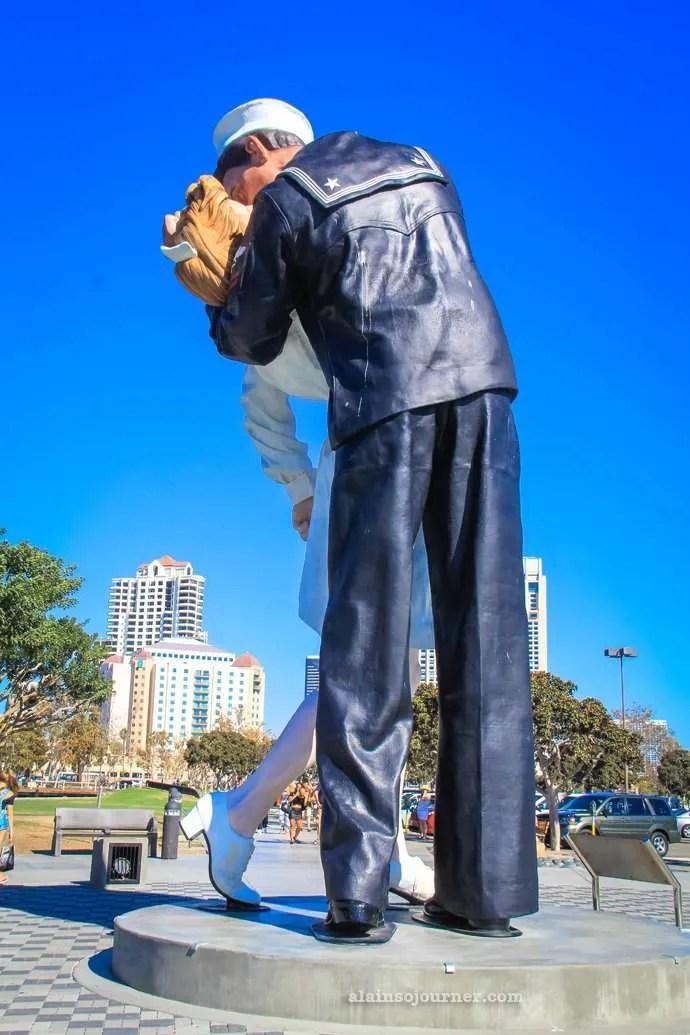 Unconditional Surrender by Steward Johnson San Diego