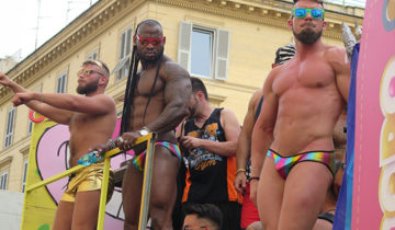 30 Photos: 2017 Roma Pride Parade.