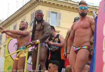 30 Photos: 2017 Roma Pride Parade.