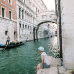 Venice: Bridge of Sighs is the Only Bridge in the World That Connects a Palace and a Prison