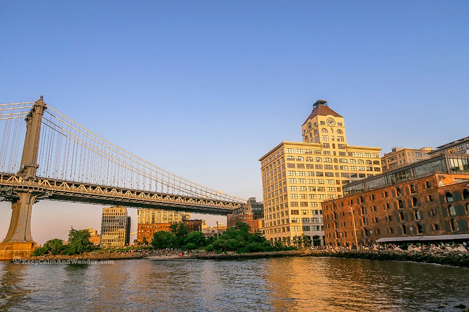 Manhattan Bridge (New York).