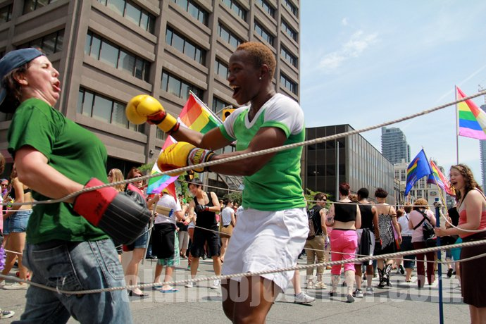 Dyke March 2013 Pride Toronto 24