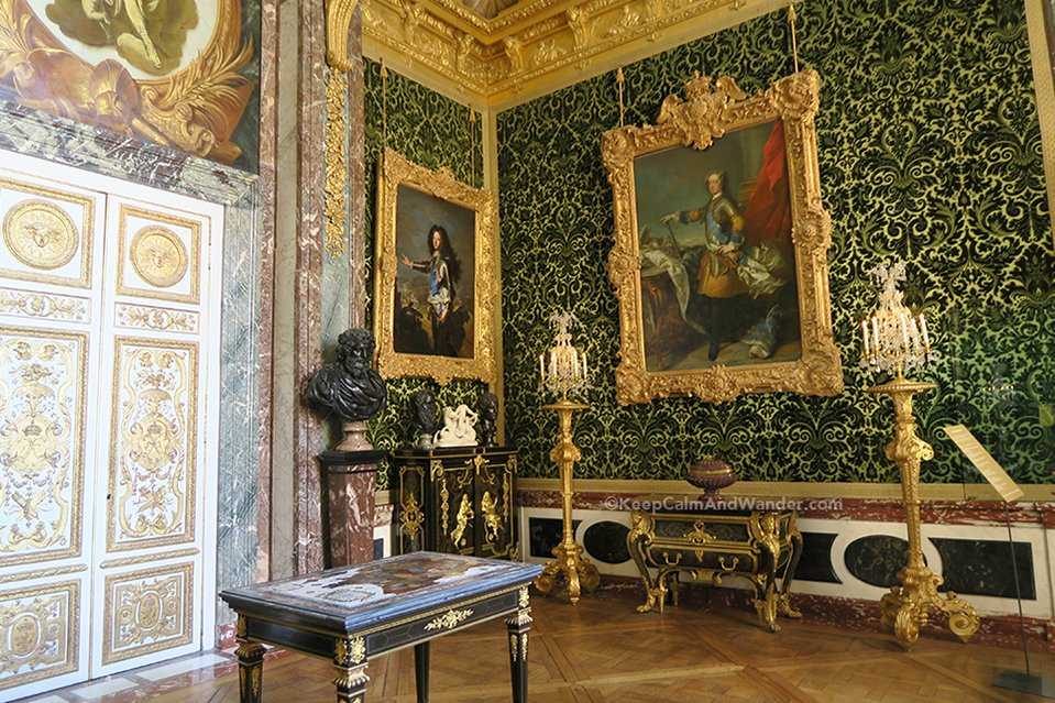 Abundance Room / Take A Peek: The Stately Rooms of the Palace of Versailles (France).