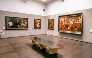 The Finest Flemish Paintings Are Here at Groeninge Museum (Bruges, Belgium).