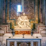 5 Facts About Michelangelo's Pieta