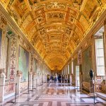 I Catwalked The Hall of Maps at the Vatican Museum
