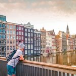 Part 1: What Amsterdam Looks Like Without the Tourists