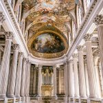 The Royal Chapel at Chateau de Versailles