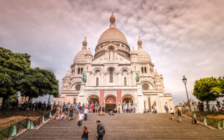 Interesting Facts About Sacre Coeur in Paris (Basilica of the Sacred Heart of Jesus - France).