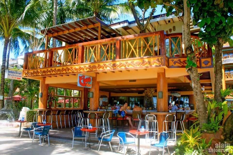 Boracay Island Beach in the Philippines is a paradise.