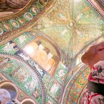 The Splendid Mosaics of Basilica di San Vitale in Ravenna
